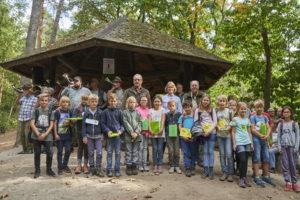Waldjugendspiele 2019 @ Stadtwald Verden